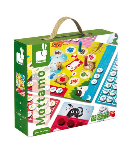 MKT4 illustre les jouets Janod
