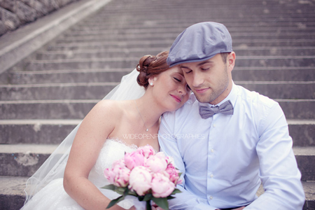 Photographe mariage Nord . Wide Open Photographies