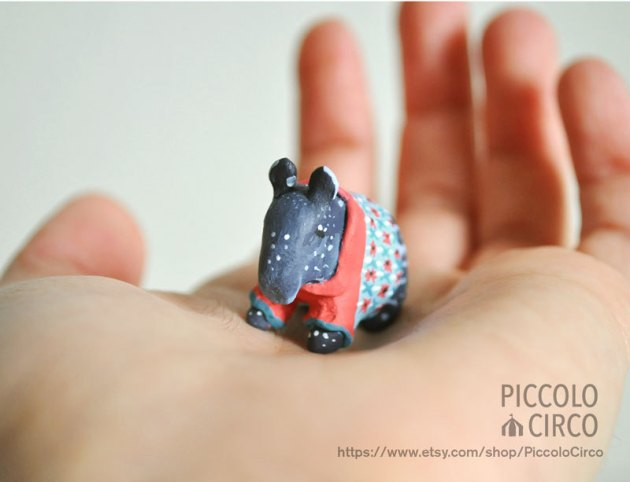 Figurine Tapir