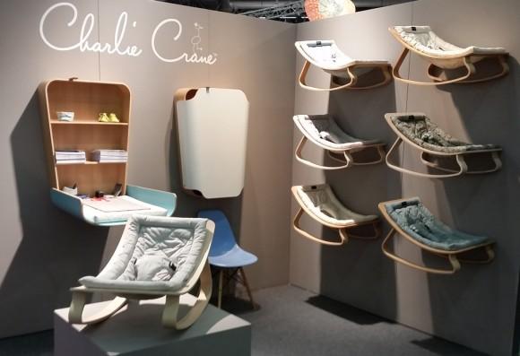 Charlie Crane articles de puériculture design