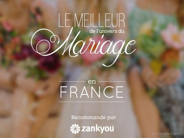 Faire-part de mariage Zankyou