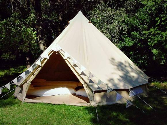 Mon wedding Camping - hébergement de mariage