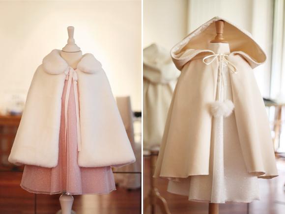 Vêtement de cérémonie enfant Cape
