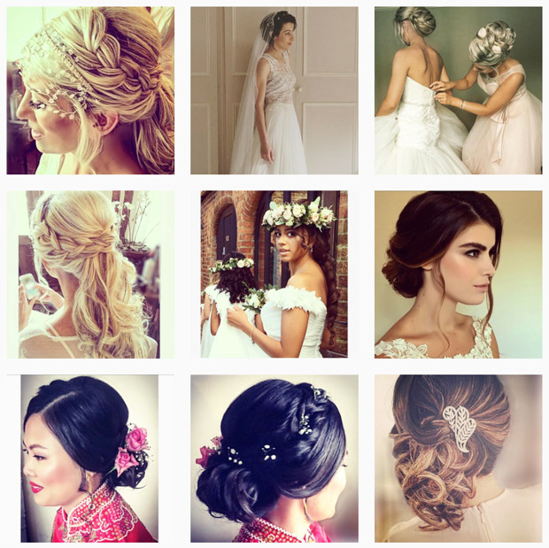 inspirations coiffure mariage selection Dioton Alison Jenner