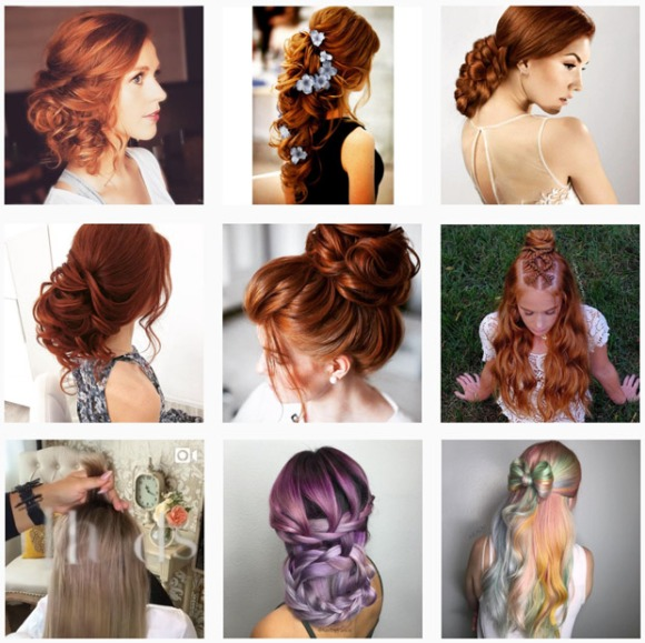 inspirations coiffure mariage selection Dioton Lala's Updos