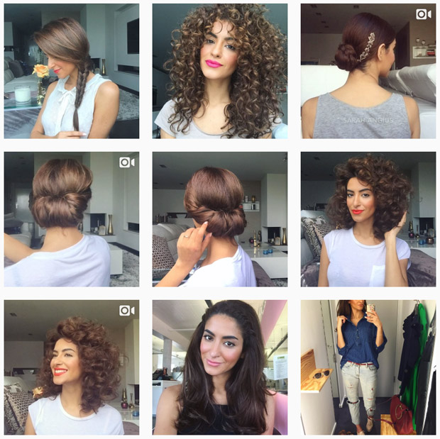 inspirations coiffure mariage selection Dioton Sarah Angius