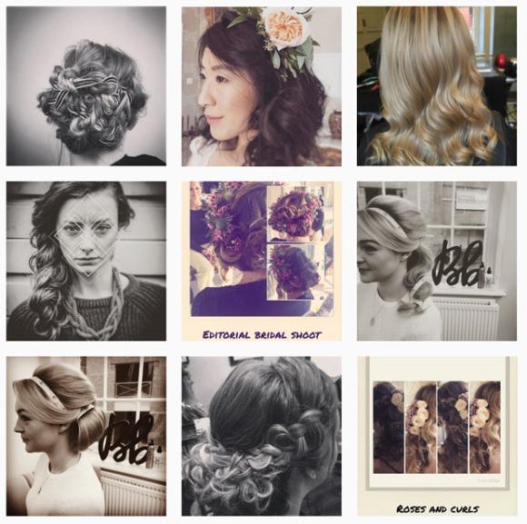 inspirations coiffure mariage selection Dioton Sarah StudioB