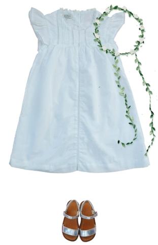robe petite fille cérémonie