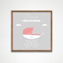 affiche-chambre-enfant-Landau-gris-et-rose